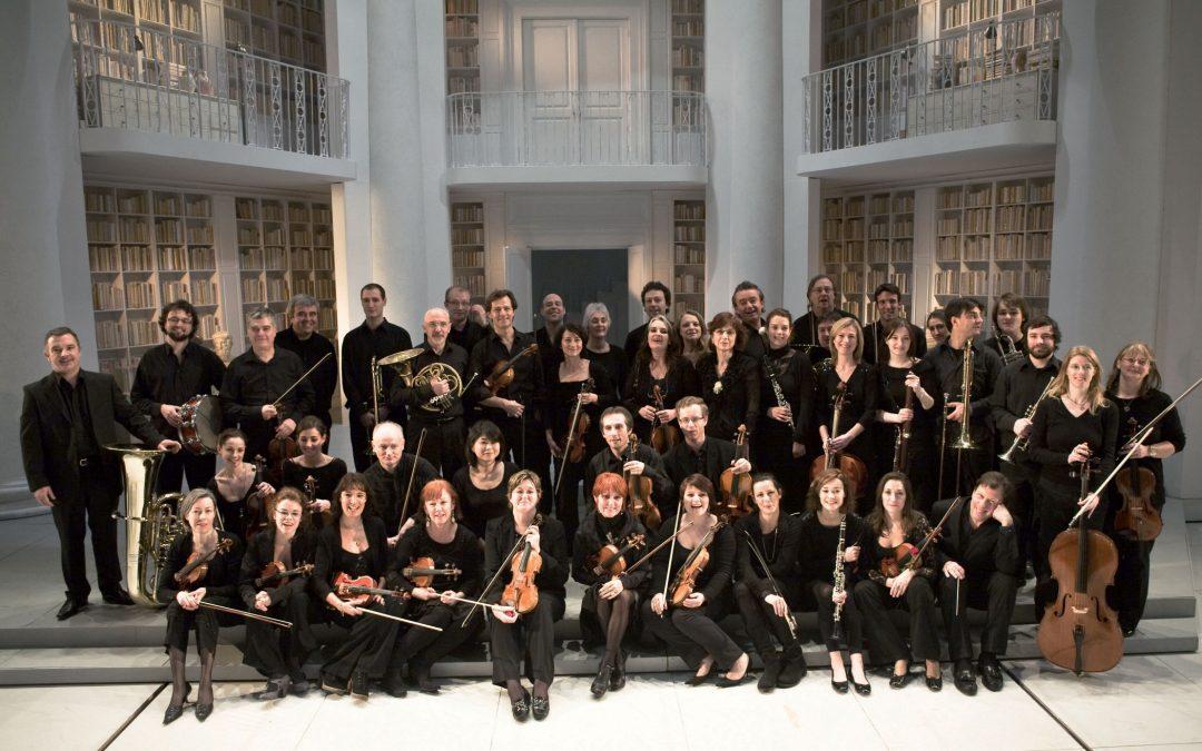 Pasdeloup Orchestra, Paris