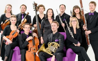 Nordic Chamber Ensemble, Sunsdvall, Sweden