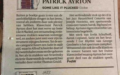 """Off the beaten track, with joy and verve!"" De Volkskrant (NL)"